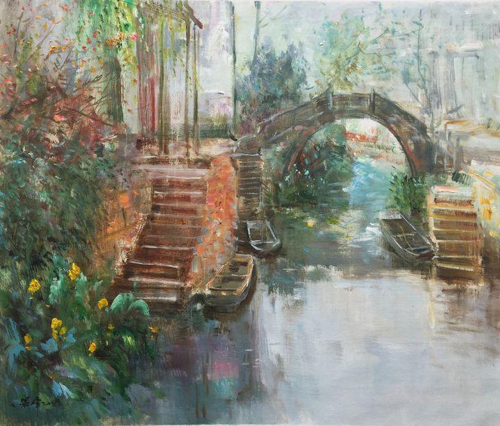 Stone bridge #2 - Richard Zheng