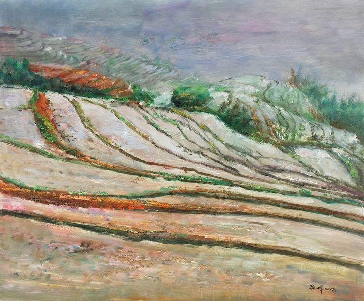Terraced field - Richard Zheng
