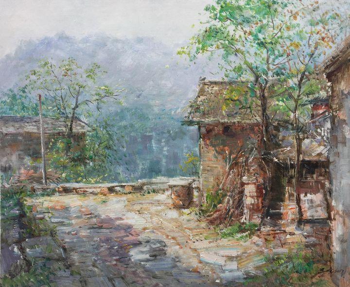 Village house - Richard Zheng