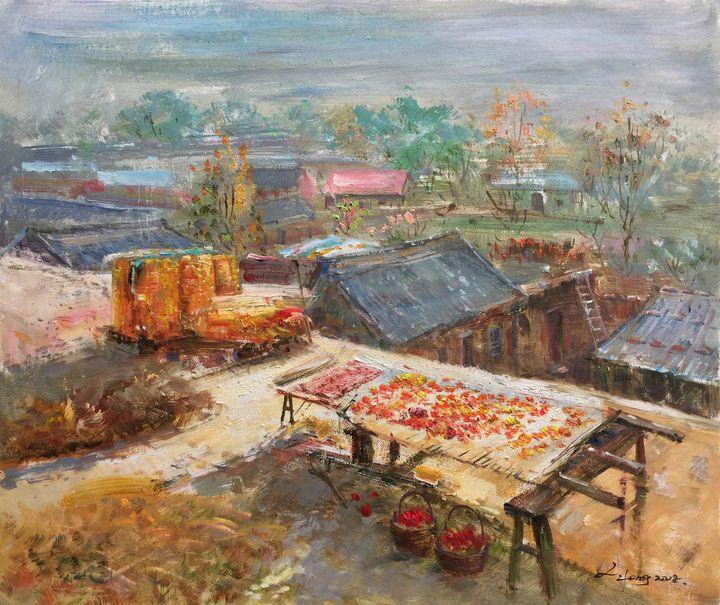Village view - Richard Zheng