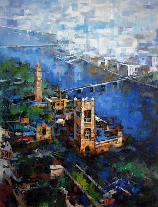 River #001 - Richard Zheng