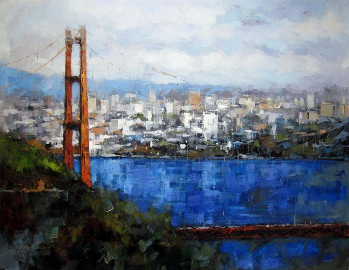 Bridge #001 - Richard Zheng