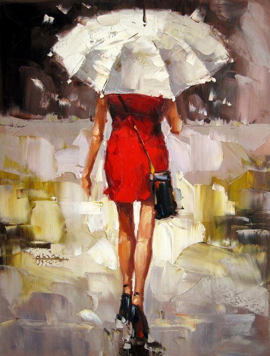 Shopping girl #105 - Richard Zheng