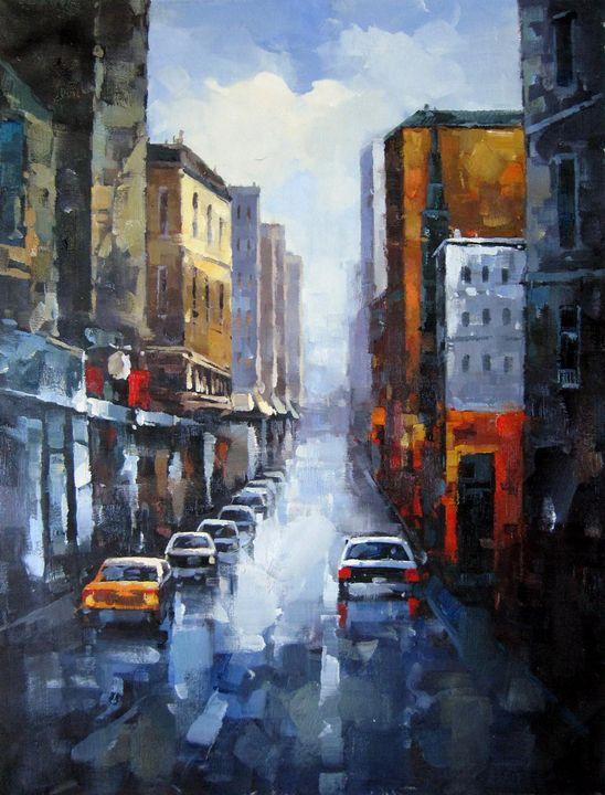 Street scene #301 - Richard Zheng