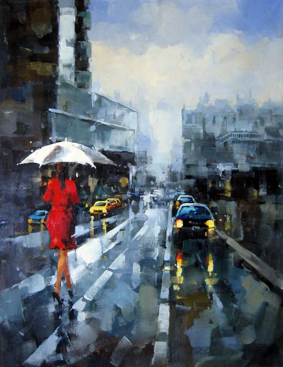 Street scene #302 - Richard Zheng