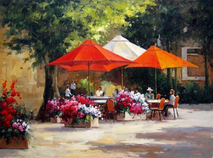 Street scene #304 - Richard Zheng