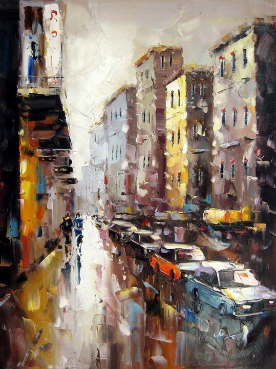 Street #010 - Richard Zheng