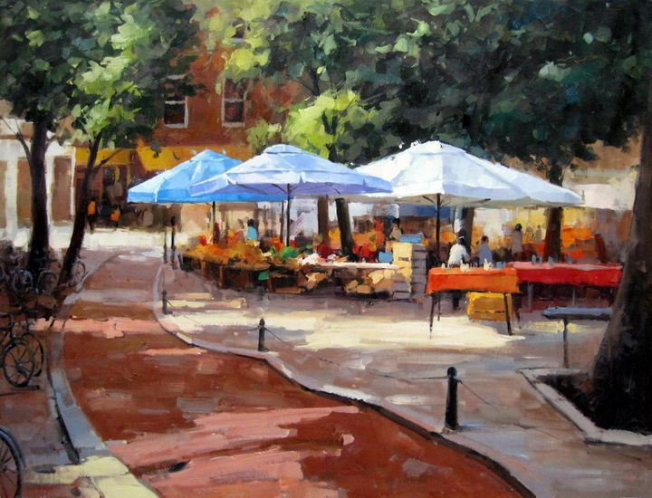 Street scene #306 - Richard Zheng