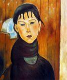 reproduction Modigliani