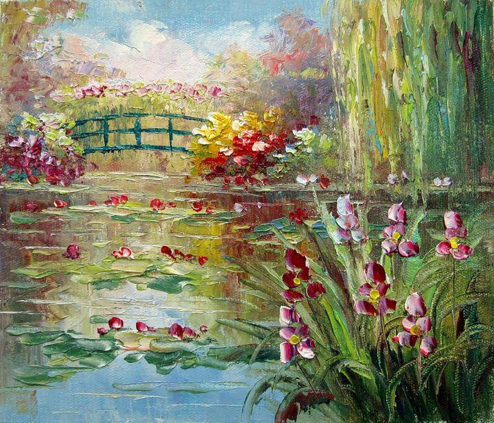 Garden #042 - Richard Zheng