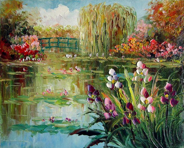 Garden #055 - Richard Zheng