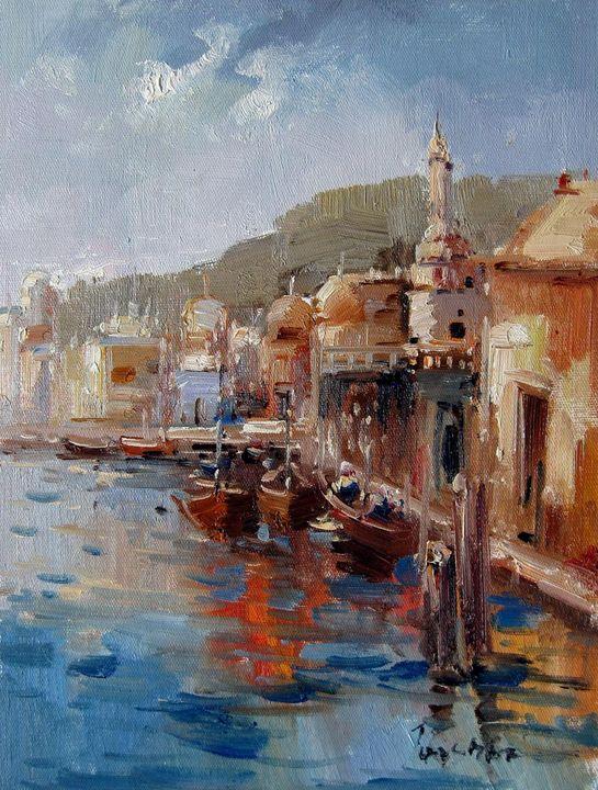 Seaside #103 - Richard Zheng