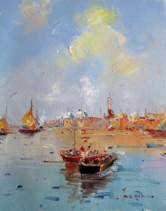 Seaside #116 - Richard Zheng