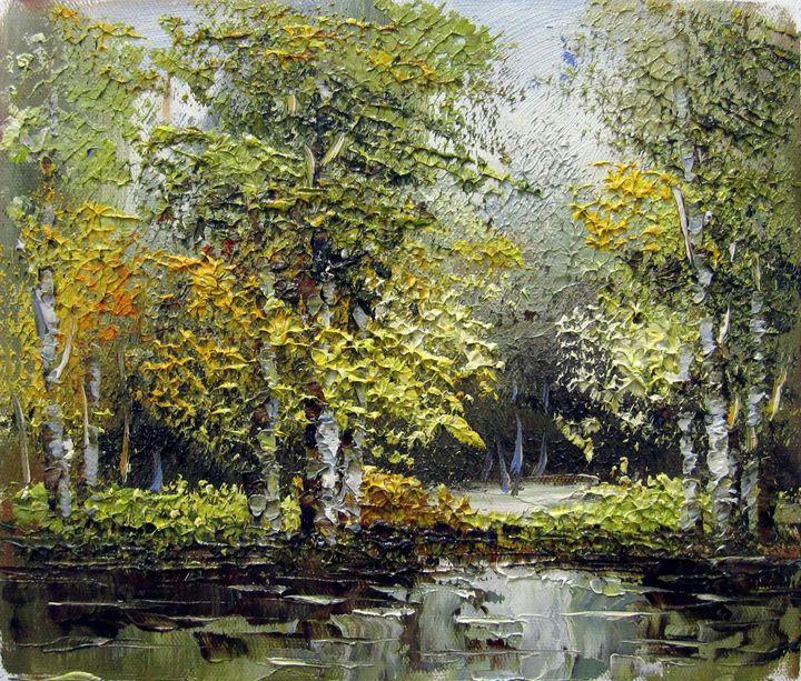 Trees #201 - Richard Zheng