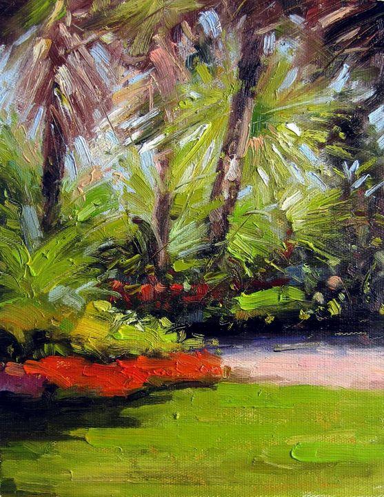 Trees #204 - Richard Zheng