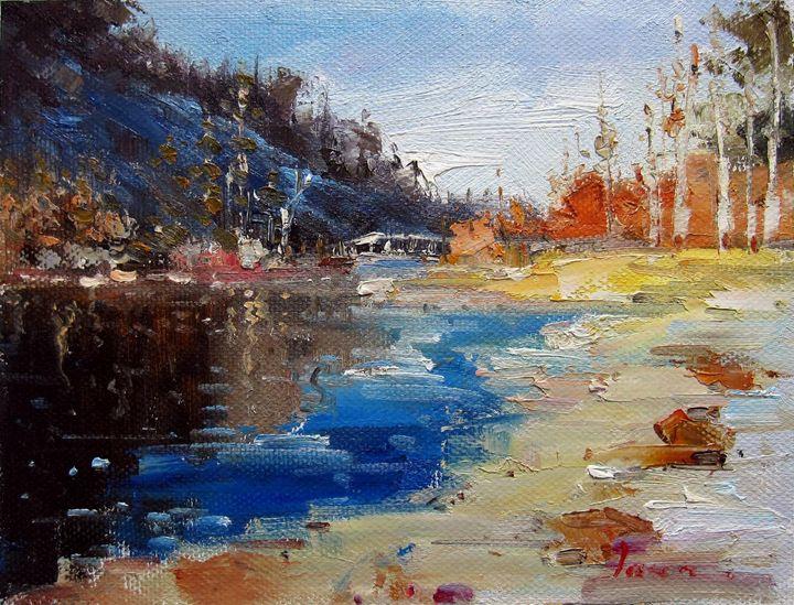 By the river #117 - Richard Zheng