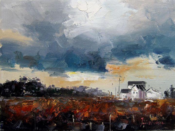 Country #104 - Richard Zheng