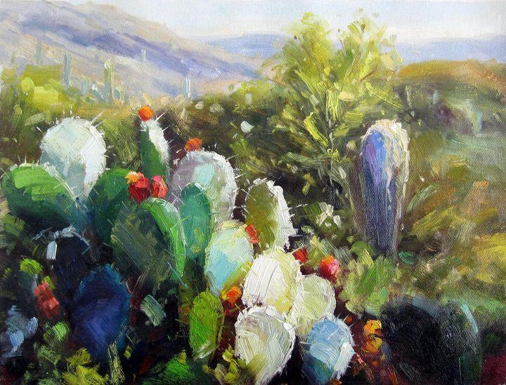 Desert #001 - Richard Zheng