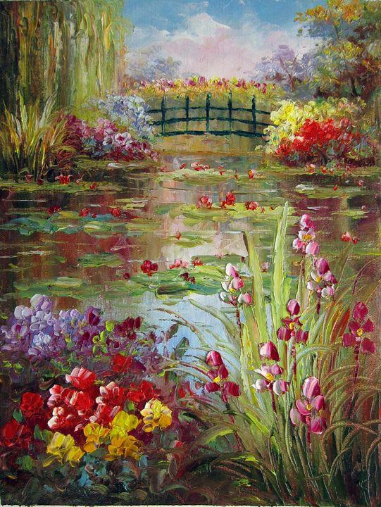Garden #118 - Richard Zheng