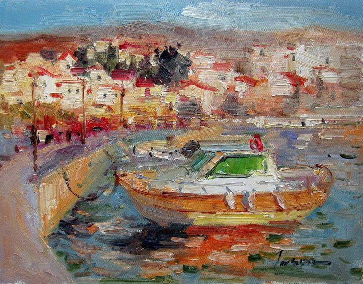 Seaside #121 - Richard Zheng