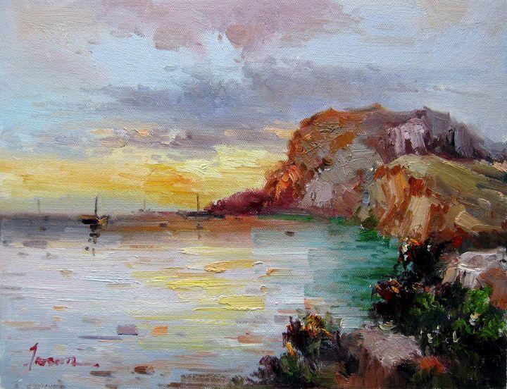 Seaside #127 - Richard Zheng