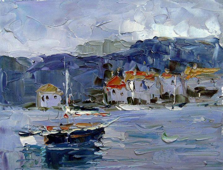 Seaside #129 - Richard Zheng