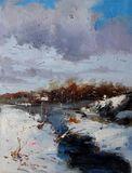 Landscape - snow