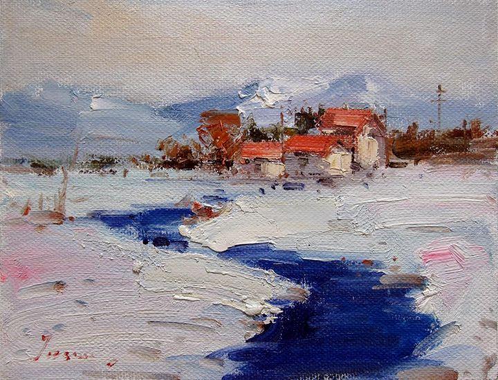 Snow #114 - Richard Zheng
