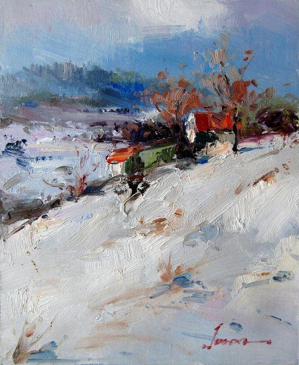 Snow #116 - Richard Zheng