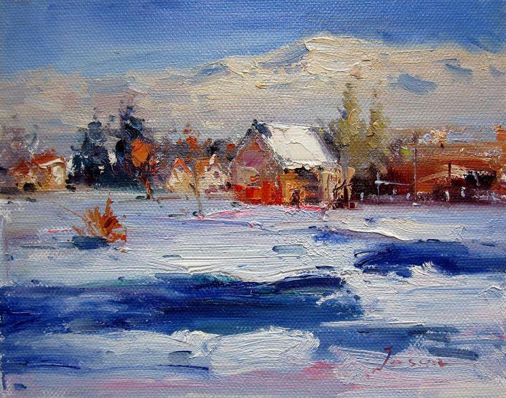 Snow #118 - Richard Zheng
