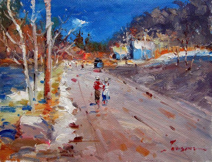 Snow #121 - Richard Zheng