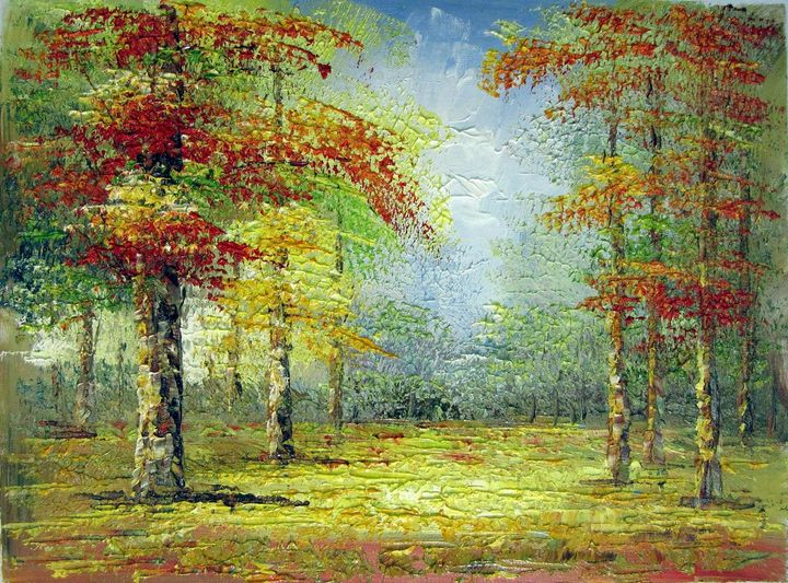 Tree #005 - Richard Zheng