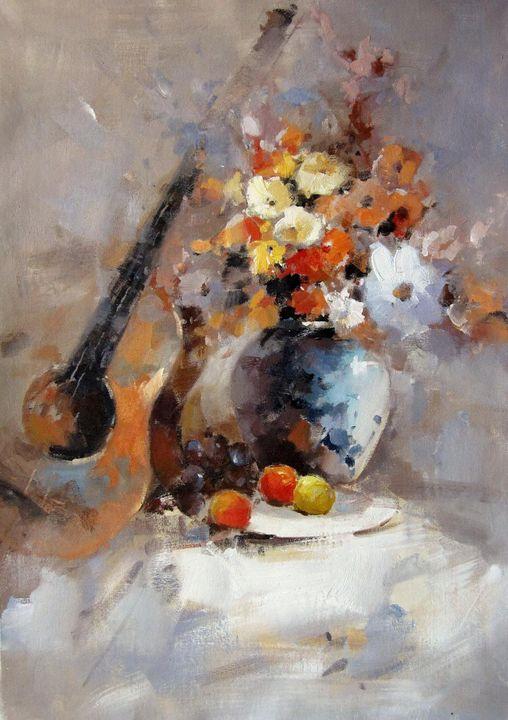 Flower instrument #003 - Richard Zheng
