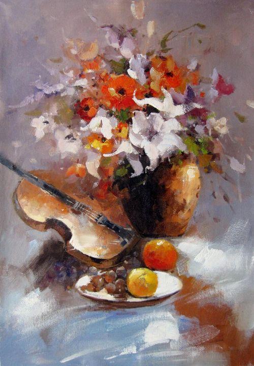 Flower instrument #004 - Richard Zheng