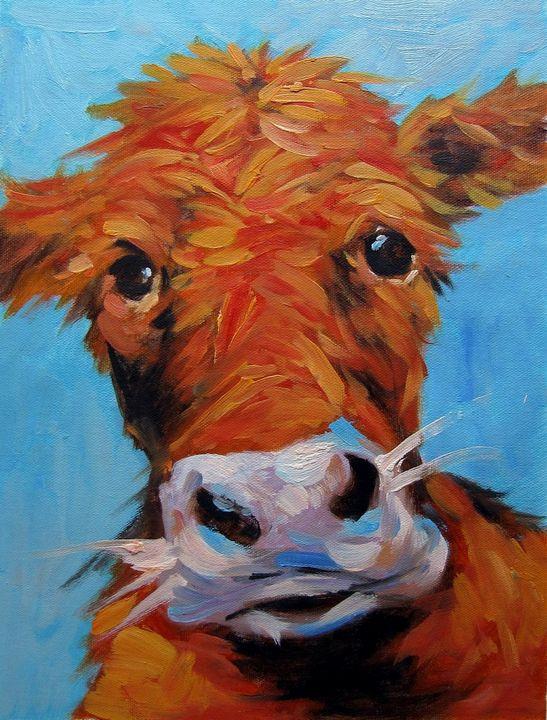 Cow #501 - Richard Zheng
