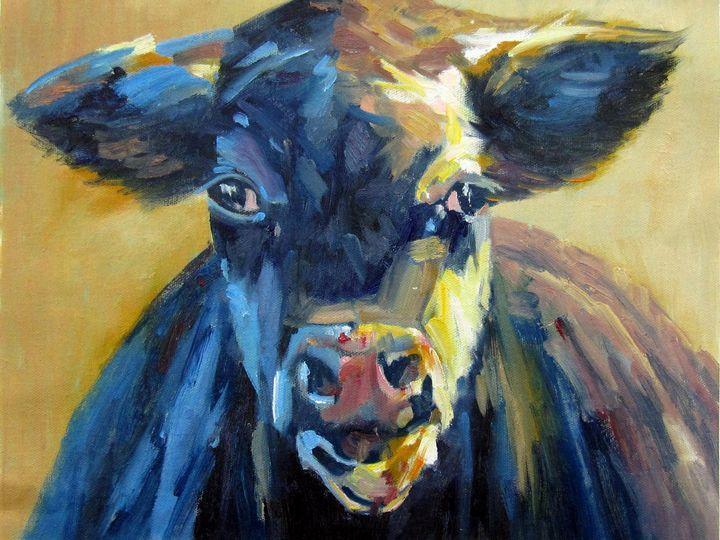 Cow #502 - Richard Zheng