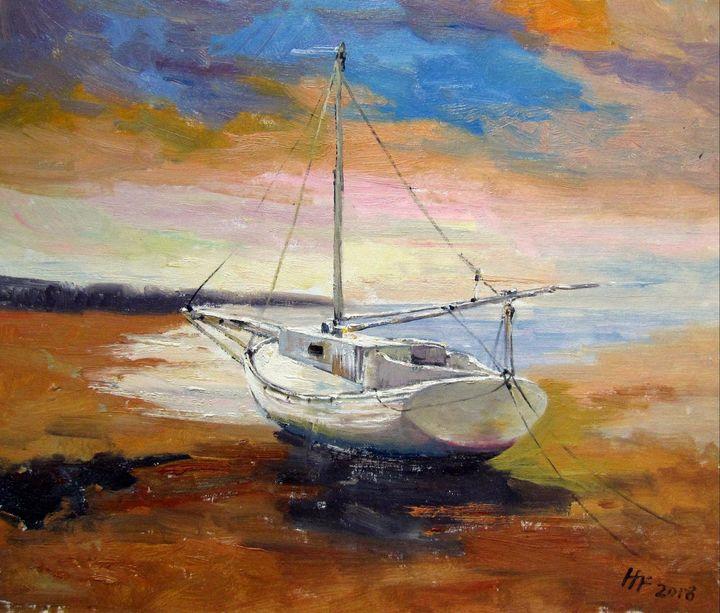 Boat #115 - Richard Zheng