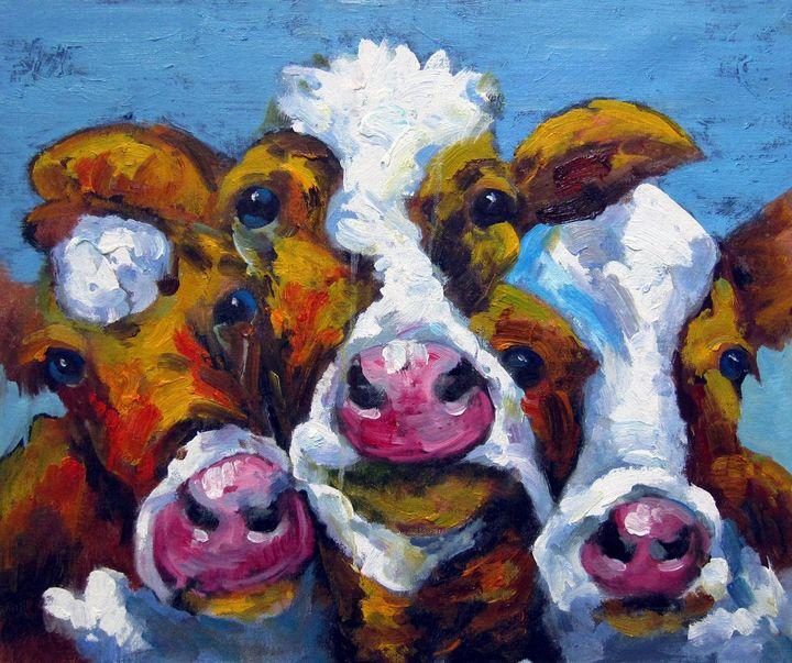Cow #402 - Richard Zheng