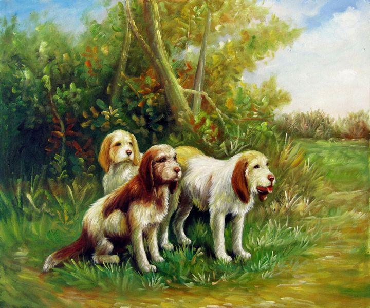 Dog #001 - Richard Zheng