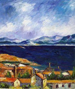 repro. Paul Cezanne #016