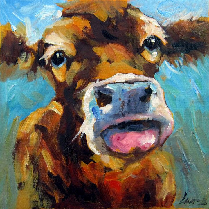 Cow #107 - Richard Zheng