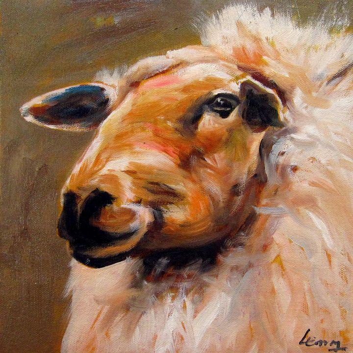 Sheep #304 - Richard Zheng