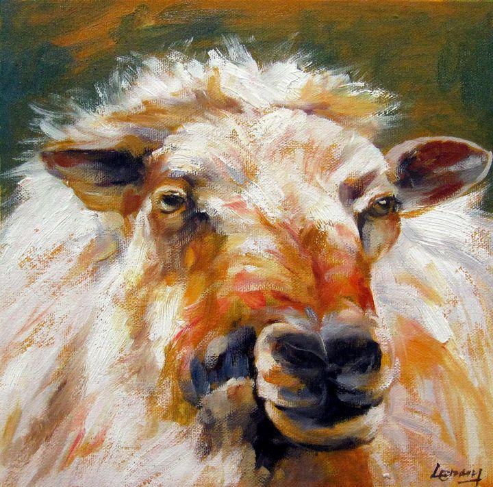 Sheep #303 - Richard Zheng