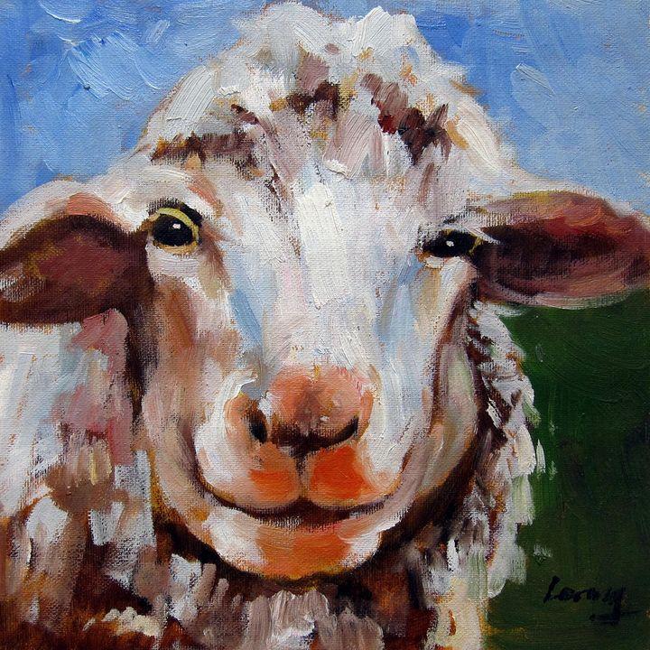 Sheep #305 - Richard Zheng