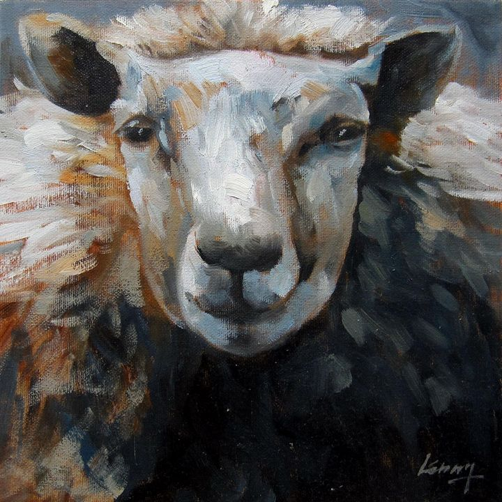 Sheep #306 - Richard Zheng