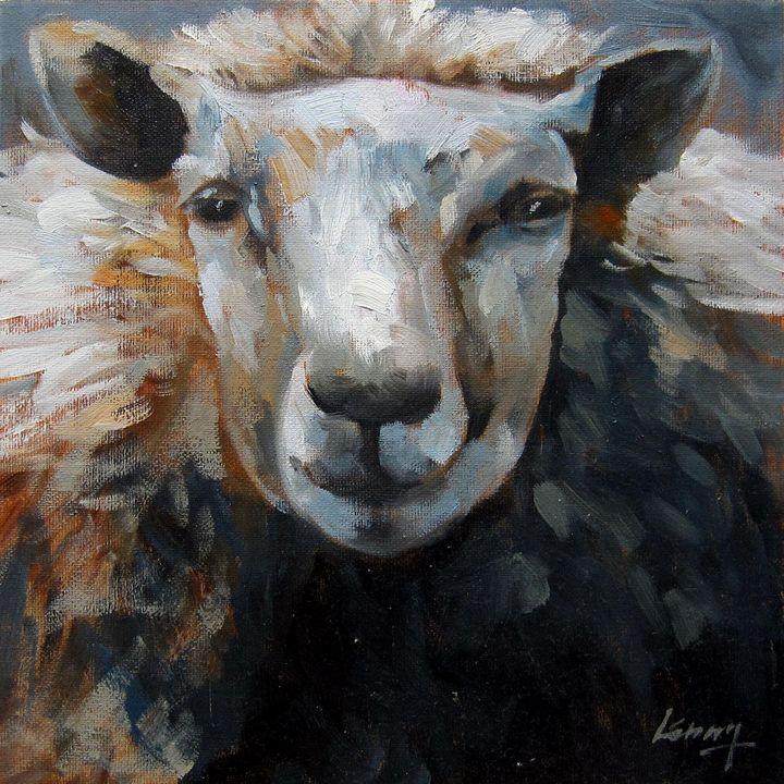 Sheep #306 - Richard Zheng