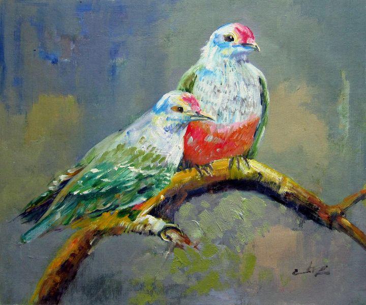 Parrot #102 - Richard Zheng