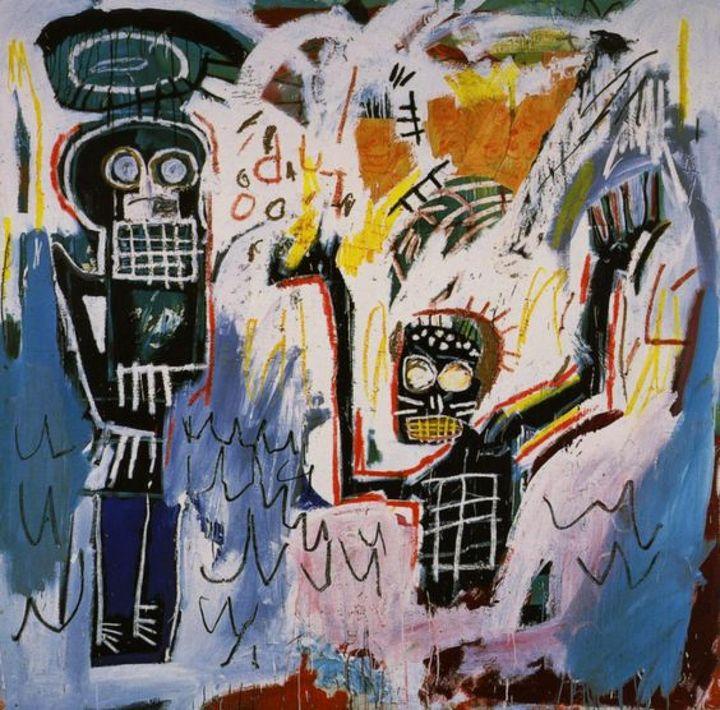 Reproduction Jean Michel Basquiat - Richard Zheng