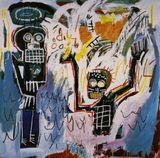 repro. Jean Michel Basquiat