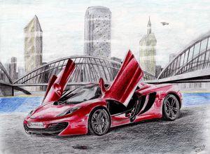 Red Devil McLaren
